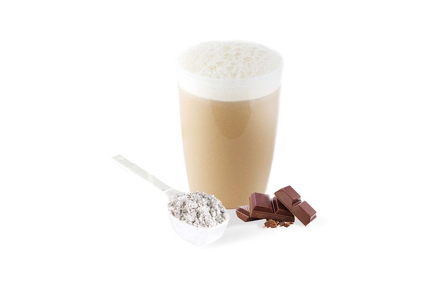 Протеиновый коктейль шоколад (Япония)