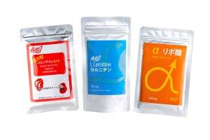 Коэнзим Q10 + Альфа-липоевая кислота + L–карнитин