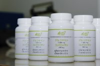 Фоторепортаж с завода по производству Глюкозамин-Кондроитина
