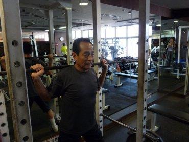Сайто сан, 67 лет